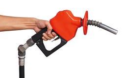 Pompa di benzina immagini stock