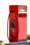 Pompa di benzina Fotografia Stock