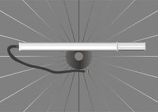 Pompa di bicicletta Immagine Stock Libera da Diritti