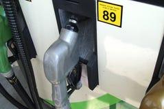 Pompa di gas immagine stock libera da diritti