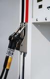 Pompa di gas Immagini Stock