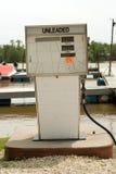 Pompa di gas marina Fotografia Stock Libera da Diritti