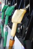 Pompa di olio Fotografia Stock