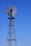 Pompa di vento Immagine Stock