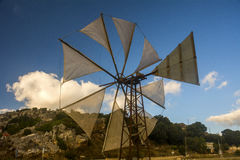 Pompa di vento Immagine Stock Libera da Diritti