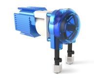Pompa idraulica Fotografia Stock