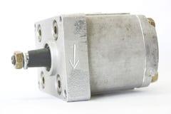 Pompa idraulica Fotografia Stock Libera da Diritti