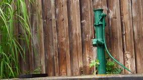 Pompa idraulica classica Immagini Stock Libere da Diritti