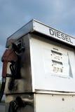 pompa olej napędowy Zdjęcia Stock