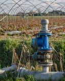 Pompa per acqua Fotografie Stock