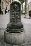 Pompa wodna w Barcelona Obrazy Stock