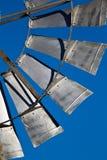 Pompa wodna wiatraczka metalu vanes Obraz Royalty Free