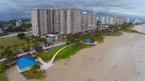 Pompano Beach Florida stock video