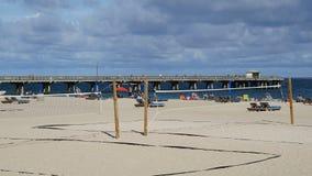 Pompano Beach in Florida Stock Image