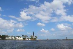 Pompano Beach Lighthouse Royalty Free Stock Photos