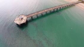 Pompano Pier Royalty Free Stock Photo