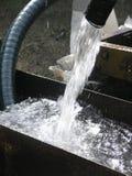 Pompe à eau à fort débit Photo libre de droits