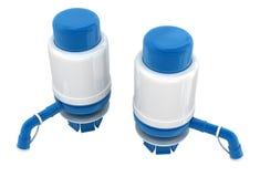 Pompe à eau   Images stock