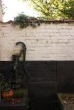 Pompe à eau Photo stock