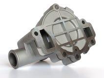 Pompe à eau automobile Images stock