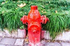 Pompe à eau de Changhaï photo stock