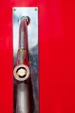 Pompe à essence Image libre de droits