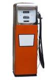 Pompe à gaz antique Photo libre de droits