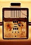 Pompe à gaz de cru Photos libres de droits