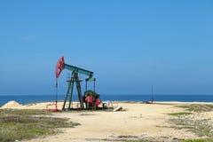 Pompe à huile Photographie stock libre de droits