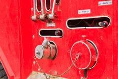 Pompe à incendie Photographie stock libre de droits
