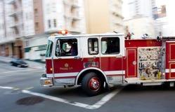 Pompe à incendie Images libres de droits