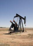 Pompe de pétrole du Texas Photo libre de droits