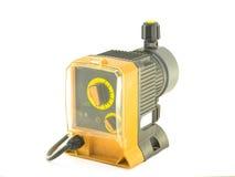 Pompe de produit chimique d'alimentation Photographie stock