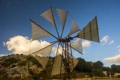 Pompe de vent Image libre de droits