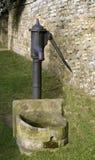 Pompe de village Photo stock
