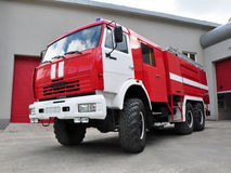Pompe à incendie Images stock