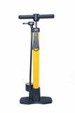 Pompe jaune Image stock