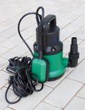 Pompe pour des centrales d'irrigation Photos libres de droits