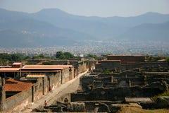 Pompei royalty-vrije stock fotografie
