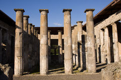 Pompei Royalty Free Stock Images
