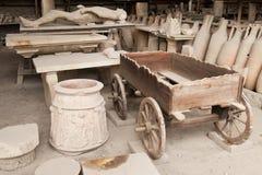 Pompei Stock Foto