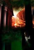 Pompei Stock Afbeeldingen