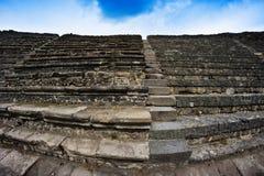 Pompei 9 Fotografie Stock Libere da Diritti