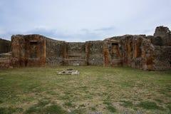 Pompei 5 Fotografie Stock Libere da Diritti