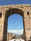 Pompei royalty-vrije stock foto