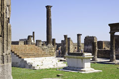 Pompei Stock Foto's