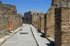 Pompei Royalty Free Stock Photography