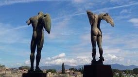 pompei Royalty-vrije Stock Afbeeldingen