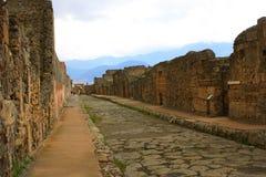 Pompei Fotografia Royalty Free