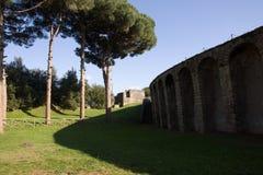 Pompei Zdjęcie Stock